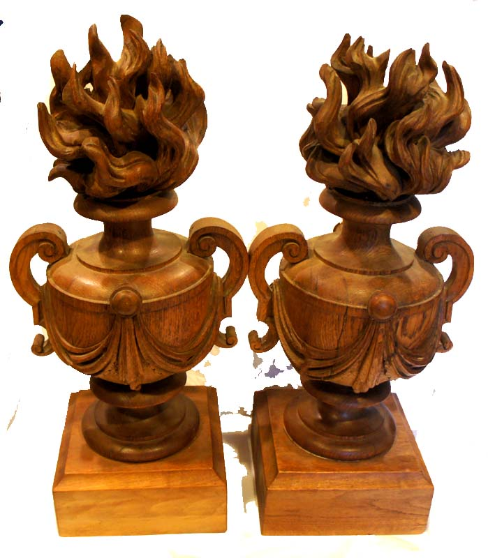 Antique Furniture From The Drawing Room Of Newport Carved Flame