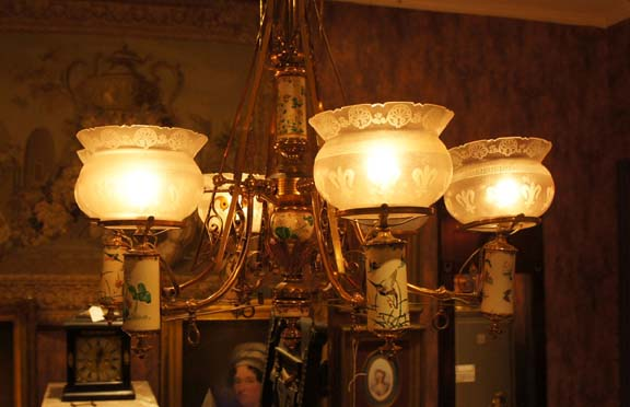 antique lighting from the drawing room of newport antiques of rhode