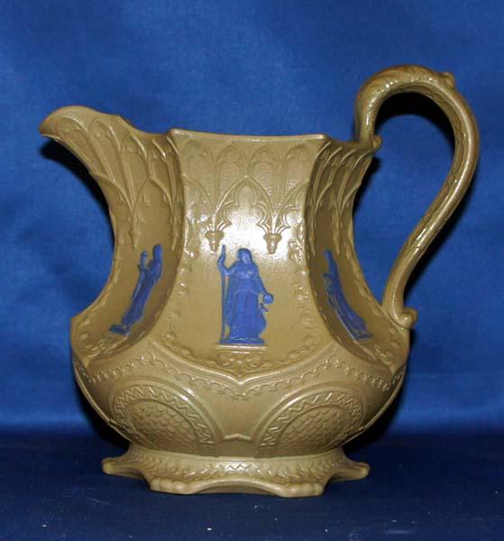 Antique Pottery American Longwy D F Haynes John Bennett Boch